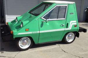 1980 Other Makes Comuta-Car CitiCar Electric