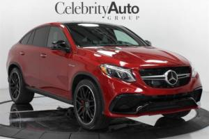 2016 Mercedes-Benz GL-Class AMG GLE 63 S $118K MSRP