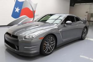 2016 Nissan GT-R PREMIUM AWD HEATED SEATS NAV 20'S