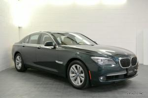2012 BMW 7-Series 740i Photo