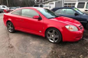 2006 Chevrolet Cobalt SS 2dr Coupe w/2.0L S/C w/ Front and Rear Head Air