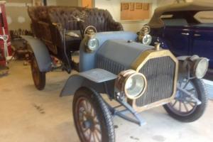 1908 Buick 2 cylinder Touring