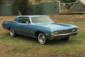 Chevrolet impala custom 1968 327 V8 auto MAKE OFFER, CONSIDER SWAP FOR OLD CAR