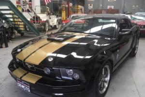 COMP 2008 FORD MUSTANG 5TH GEN CONVERTIBLE !!SUPER CHARGED !! immaculate