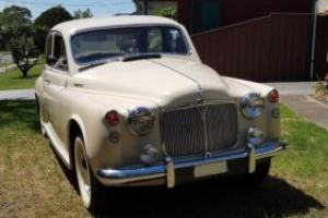 rover p4 105 S for Sale
