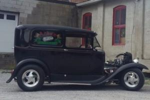 1931 Ford Model A Sedan Delivery