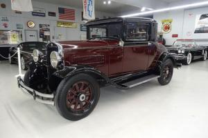 1930 Hudson Essex Challenger Super Six Rumble Seat  Coupe