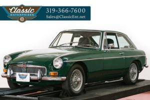 1969 MG B-GT Fixed Head Coupe