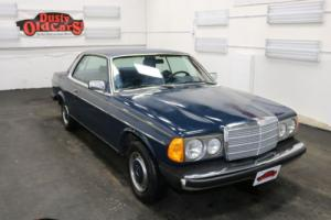 1979 Mercedes-Benz 230CE 2.3l 4cyl 4 speed auto Good Body Int