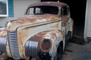 1939 Other Makes nash TWO DOOR,