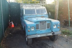 1979 Land Rover Series III 109