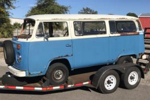 1973 Volkswagen Bus/Vanagon Type 2 Photo
