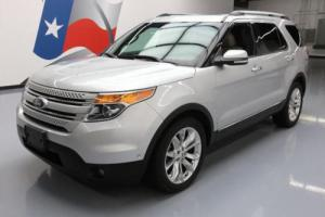 2012 Ford Explorer LTD ECOBOOST DUAL SUNROOF NAV
