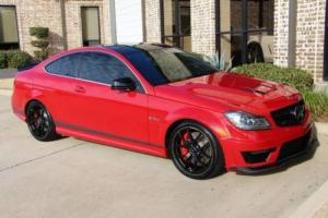 2015 Mercedes-Benz C-Class C63 AMG Coupe Edition 507