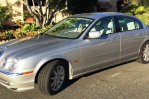 2000 Jaguar S-Type 4.0L Sport Package