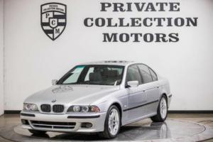 2003 BMW 5-Series Photo