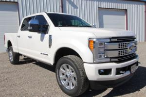 2017 Ford F-250 Crew Cab Shortbed