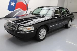 2010 Mercury Grand Marquis LS SEDAN 6-PASS LEATHER