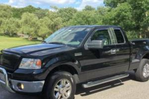 2008 Ford F-150 4WD SuperCab XLT