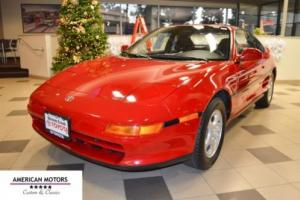 1991 Toyota MR2 --