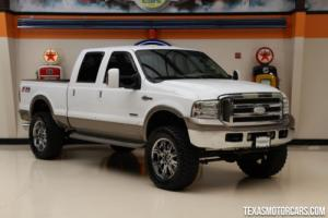 2006 Ford F-250 King Ranch 4x4