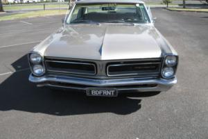 `PONTIAC LEMANS  1965 2 DOOR  4spd AUTO  V8