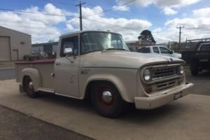 1968 C1100 International Pickup Chev Ford Holden Truck