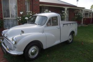 Morris Minor Utility for Sale