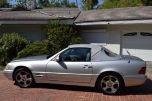 2000 Mercedes-Benz 600-Series 600 SL V12 Roadster