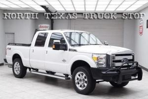 2012 Ford F-250 Lariat 6.7L Nav Sunroof  cool Seats TEXAS TRUCK