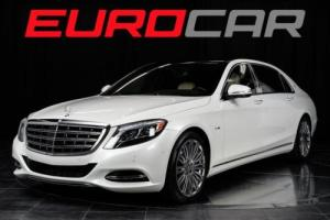 2016 Mercedes-Benz S-Class Mercedes-Maybach S600 $196,740.00 MSRP