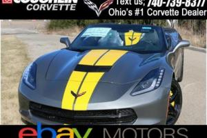 2016 Chevrolet Corvette 2dr Stingray Conv w/3LT