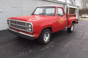 1979 Dodge Other Little Red Express