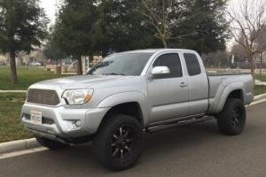 2013 Toyota Tacoma Pre runner Photo