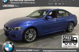 2016 BMW 3-Series 340i xDrive
