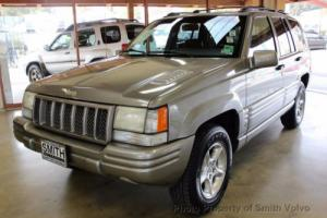 1998 Jeep Grand Cherokee 4dr Limited 4WD 5.9