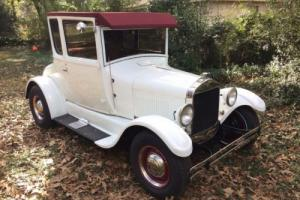 1926 Ford Model T Model T Coupe