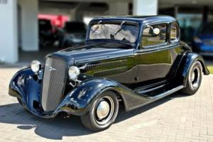 1934 Chevrolet Master Five Window Coupe