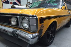 FORD FALCON XW  GT UTE 1970 GOOD  CONDITION WITH BRAND NEW 351 V8