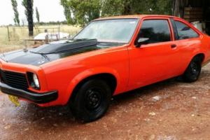 1976 LX Hatchback Torana Project