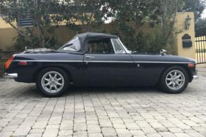 1970 MG MGB Overdrive Transmission- A/C -Frame Off Restoration