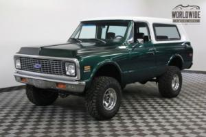 1972 Chevrolet Blazer CST 4X4 CONVERTIBLE GORGEOUS