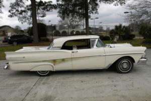 1958 Ford Fairlane skyliner retractable