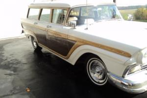 1957 FORD COUNTRY SQUIRE for Sale