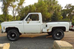 1980 GMC Sierra 1500 Short Box Step Side