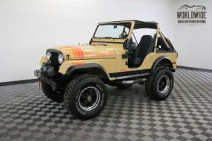 1977 Jeep Renegade FULLY RESTORED LIFTED 4X4 TWO TOPS