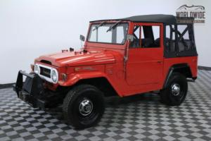 1972 Toyota Land Cruiser RARE RESTORED TO ORIGINAL Photo