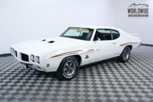 1970 Pontiac GTO JUDGE V8 AUTO PHS DOCUMENTED Photo