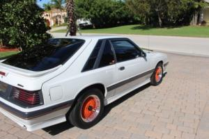 1986 Mercury Capri RS