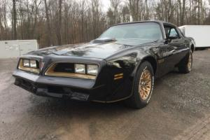 1978 Pontiac Trans Am Special Edition 6.6 Liter with 23,105 org. miles